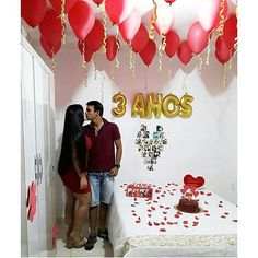 Romantic Surprise for her? True Love,tell me im beautiful,just thoughts,i. Romantic Master Bedroom, Romantic Bedrooms, Diy For Kids, Crafts For Kids, Surprises For Her, Romantic Surprise, Christmas Couple, Valentine's Day Outfit, Valentines Day Gifts For Him