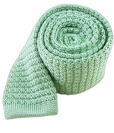 Textured Solid Knit - Mint | Ties, Bow Ties, and Pocket Squares | The Tie Bar
