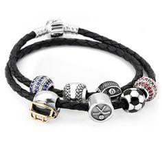Pandora Sports Nut Bracelet