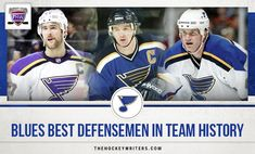 The St. Louis Blues may not have produced a long list of Hall of Fame defensemen in the past, but their future is heading in a different direction. Houston Aeros, Nhl Entry Draft, Blues Nhl, Hockey Hall Of Fame, League News, Nhl News, Florida Panthers, St Louis Blues