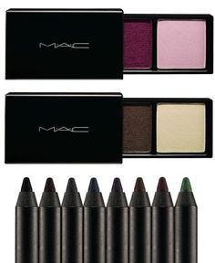 MAC Cosmetics Suite Array Official Information & Pictures