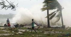 #موسوعة_اليمن_الإخبارية l استراليا تجلي السكان من جزر اجتاحها الإعصار ديبي