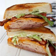Copycat Applebee's Clubhouse Grille Sandwich | AllFreeCopycatRecipes.com