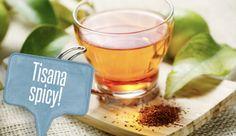 Tisana allo zenzero per dimagrire e curare il raffreddore