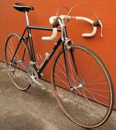 Milanetti road bike