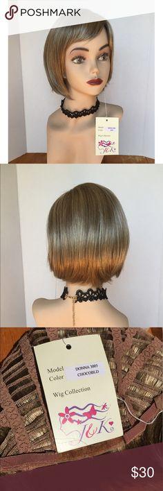 Wig Black Other