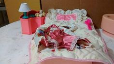 Cama da Barbie Anos 80