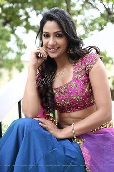 Bollywood Actress Kesha Khambhati Ragalahari Exclusive Photo Shoot - Image 68
