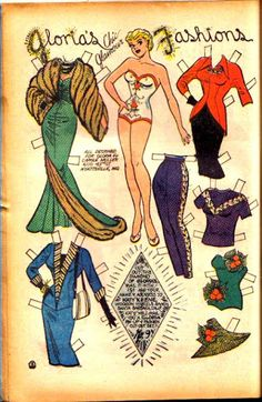 Katy - Bobe Green - Picasa Webalbum1500 free paper dolls international artist and writer Arielle Gabriel's The International Paper Doll Society free paper dolls for Pinterest pals *