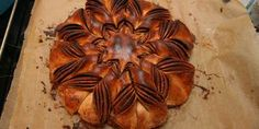 How to Make Braided Nutella Star Bread - Cooking - Handimania