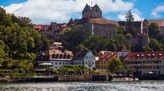 Bodensee, Meersburg, Burg