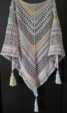 Ravelry: scialle Playa pattern by Marta bellebono