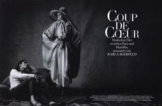 Coup de Coeur (Vogue Germany)