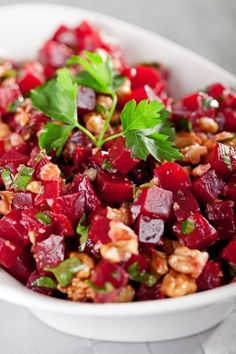 Beet Salad Recipes, Vegetable Recipes, Easy Healthy Recipes, Whole Food Recipes, Portuguese Recipes, Batch Cooking, Salad Bar, Food And Drink, Healthy Eating