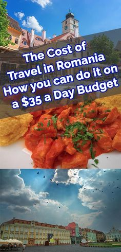 How to do Romania on $35 a day.