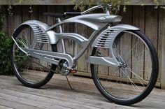 art deco bicycle | visit lonelycoast tumblr com