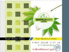 8800117436 marvellacity providing 1/2/3 BHK in Haridwar by Marvella Haridwar via slideshare