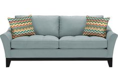 Cindy Crawford Home Newport Cove Hydra Sofa . $588.00. 86W x 40D x 36H. Find affordable Sofas for your home that will complement the rest of your furniture.