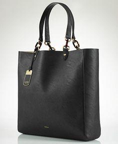 Lauren Ralph Lauren Handbag, Bembridge Tote - Lauren Ralph Lauren - Handbags & Accessories - Macy's