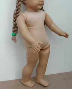 Cleaning Vinyl Dolls—this will come in handy, when I pull out my American Girl dolls for my niece!