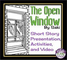 the open window by saki language arts open window  the open window by saki presentation assignments