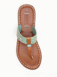Roxy brand will always and forever be my go-to summer footwear * :)