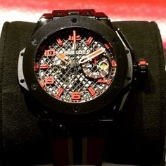 Hublot - Ferrari Speciale   Calibre Magazine Launching Soon, Luxury Watches For Men, Breitling, Ferrari, Product Launch, Magazine, Accessories, Magazines, Warehouse