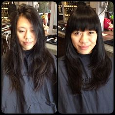 Before & After Cut by Alex