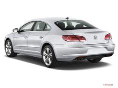2016 Volkswagen CC: Angular Rear