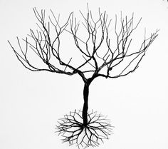 Black jewelry tree stand, necklace and earring display, holder and organizer wire tree.    This large Jewelry Tree can hold a large amount of necklaces