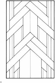 Livro com estampas e padronagens artdeco #woodworkingprojects #AntiqueWoodworkingBooks
