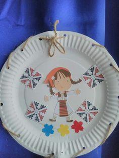 1 Decembrie, Preschool, Tableware, Winter, Folklore, Winter Time, Dinnerware, Kid Garden, Tablewares