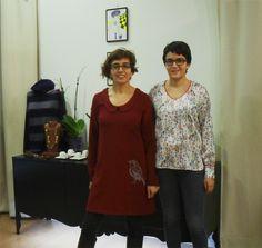 Dress by Malahierba & shirt by MiClo