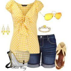Gingham Style Picnic