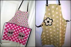Easy to make aprons