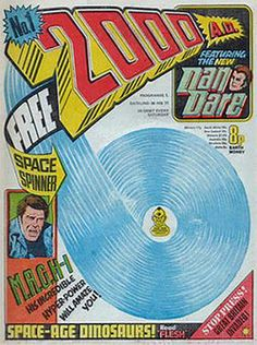 2000AD First Edition - 2000 AD (comics) - Wikipedia, the free encyclopedia