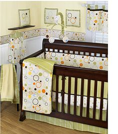 Dots really pop in this #Nursery