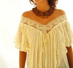 Mexican dress Bohemian