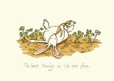 Anita Jeram ~ Best things in life...