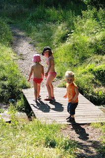En toen was het: #20 Ga naar Natuurspeeltuin 'De dwarstuin' in Leiderdorp.