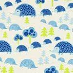 Blue Hedgehog Family