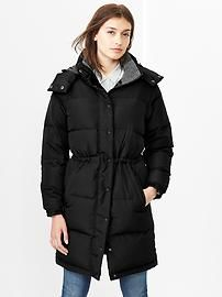 Juniors' Madden Girl Mid-Length Puffer Jacket | Winter Fashion for ...