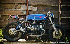 BMW cafe racer | Shed Built Bikes