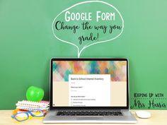Google Form Back to