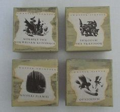Harry Potter Gift Party large jewelry trinket gift by shredlock