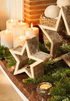 Very nice! After Christmas, Christmas Mood, Christmas Star, Primitive Christmas, Country Christmas, All Things Christmas, Christmas Crafts, Christmas Decorations, Xmas