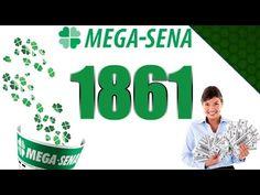 Resultado da Mega Sena Concurso 1861 – Megasena