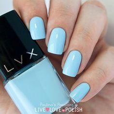LVX - Celeste available at www.livelovepolish.com #nails #nailpolish