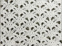 Patrones de crochet y dos agujas Granny Square Crochet Pattern, Crochet Stitches Patterns, Crochet Patterns For Beginners, Stitch Patterns, Baby Blanket Crochet, Crochet Shawl, Knit Crochet, Crochet Fabric, Thread Crochet