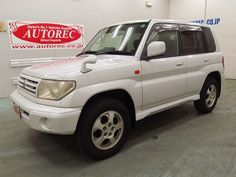 Japanese vehicles to the world: 1999 Mitsubishi Pajero io ZR-S 4WD for Tanzania to...